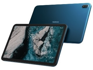 Nokia T20 Tablet With 2K Display, Stereo Speakers, 8,200mAh Battery Launched