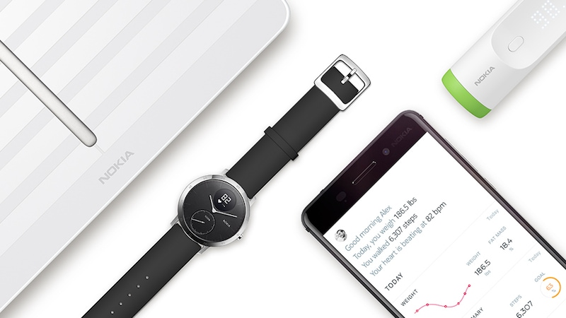 Nokia offers digital health product developments, gives timeframe for Withings rebranding