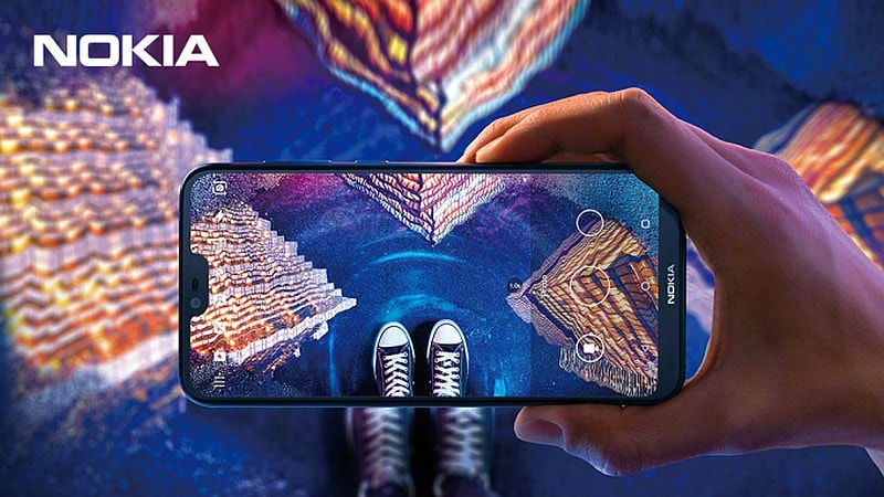 Nokia X6 with 19:9 display, Dual Camera and Notch Launched