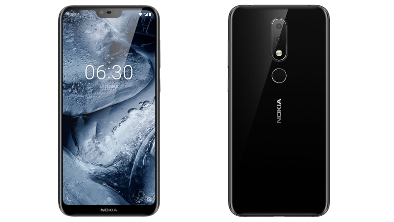 Nokia X6 With 19:9 Display, Dual Rear Cameras, and iPhone X-Like Notch Launched: Price, Specifications