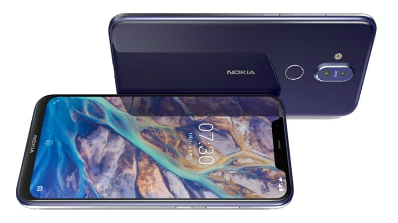 Nokia 8.1 tiếp tục lộ diện, đẹp không tỳ vết