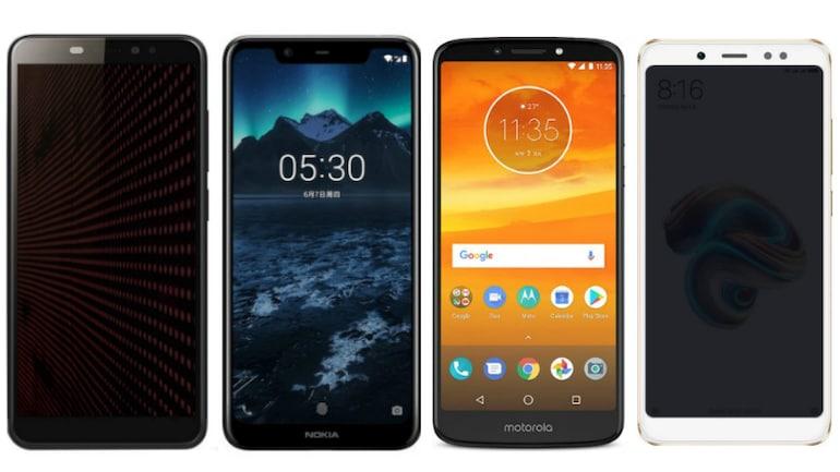 Nokia X5, Redmi Note 5 Pro, Asus ZenFone Max Pro M1 और Moto E5 Plus में कौन बेहतर?