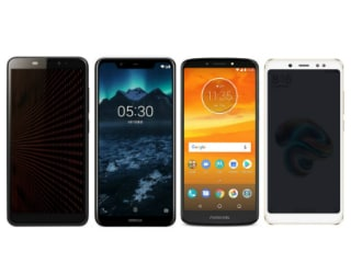 Nokia X5 vs Redmi Note 5 Pro vs Asus ZenFone Max Pro M1 vs Moto E5 Plus: Price, Specifications Compared