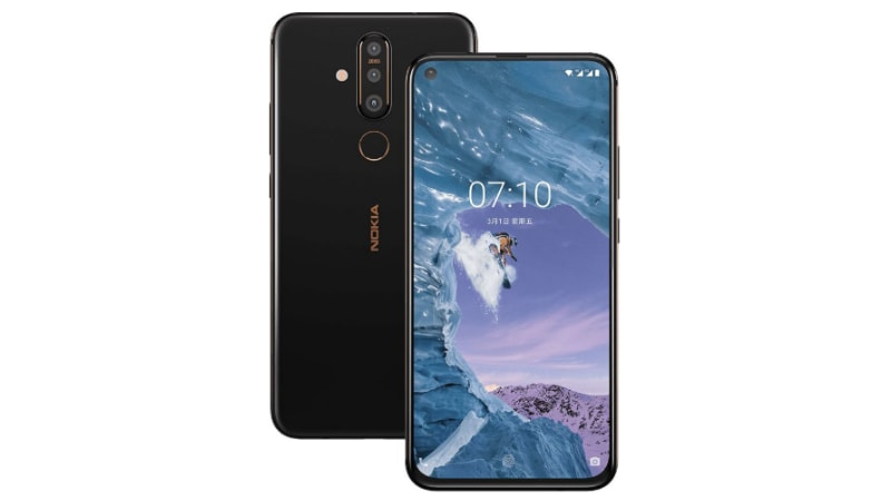 Nokia X71 officially announced