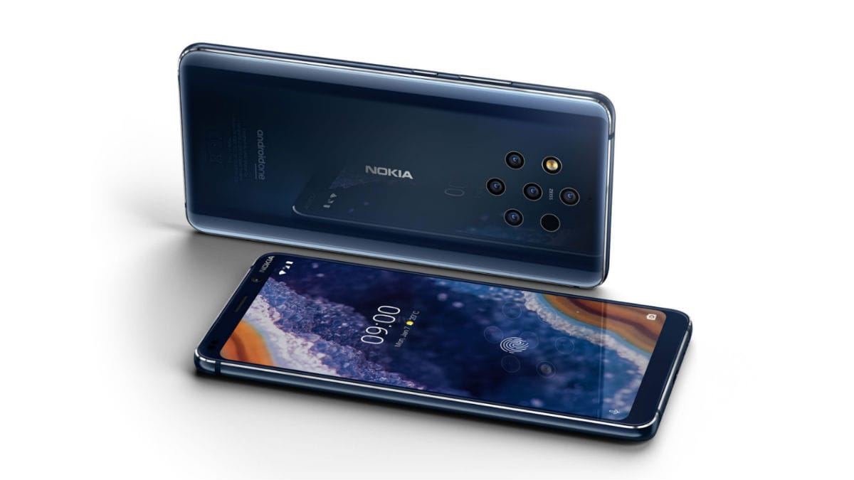 Nokia 9 PureView gets a new update that improves several aspects