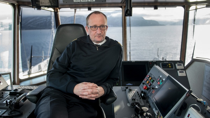 norway ferries wp bloomberg full Ferry Captain
