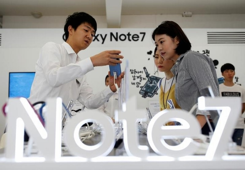 Samsung Galaxy Note 7 Refurbished Units to Start Selling Next Week: Reports