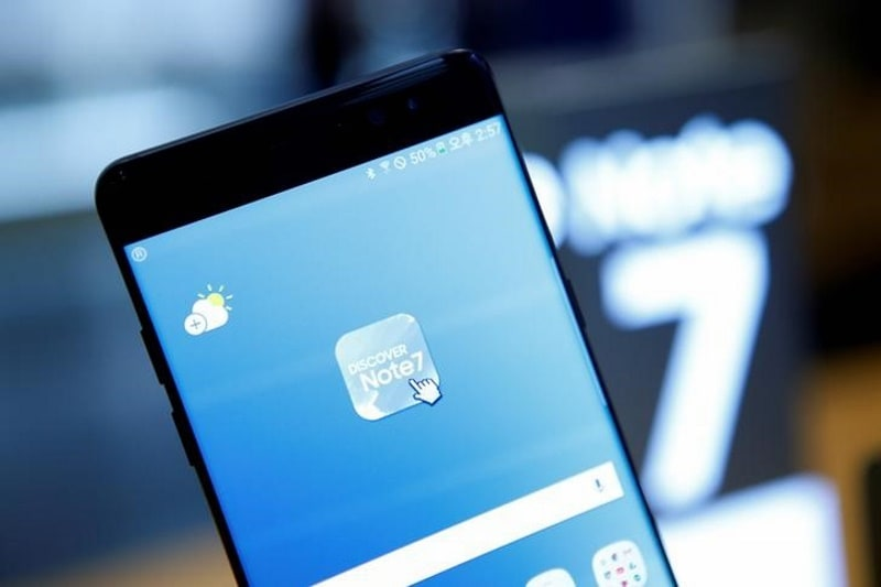 Samsung Galaxy Note 7 Refurbished Units to Be Sold in Certain Markets