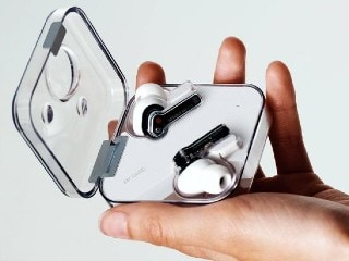 Nothing Ear 1 TWS Earbuds to Go on Sale on August 31 via Flipkart: Price in India, Offers, Specifications