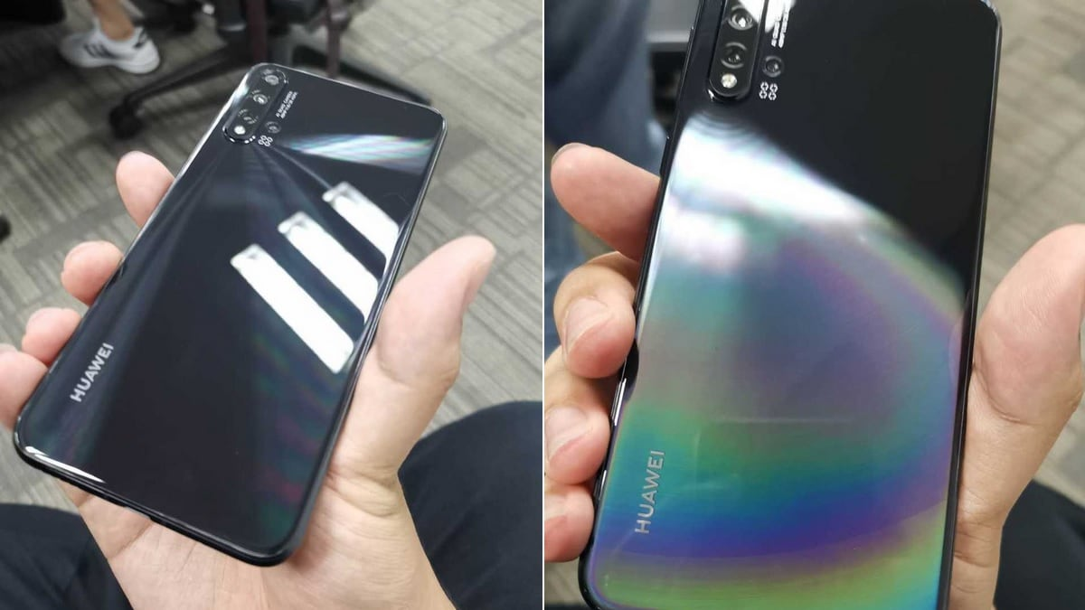 nova 5 handson Huawei Nova 5
