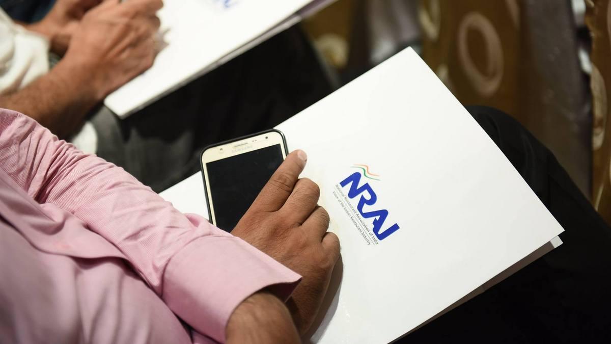 NRAI ने लॉन्च किया खुद का फूड डिलीवरी प्लेटफॉर्म