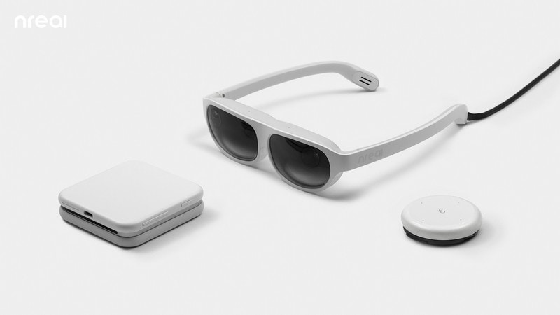 CES 2019: Nreal Launches 'Light' Mixed Reality Glasses, Raises $15 Million