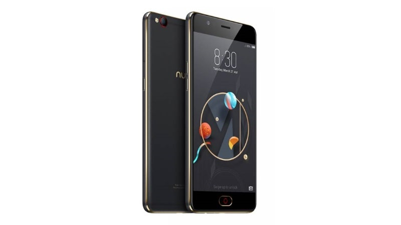 ZTE Launches Nubia M2 Lite With 3GB RAM & 3000mAh Battery
