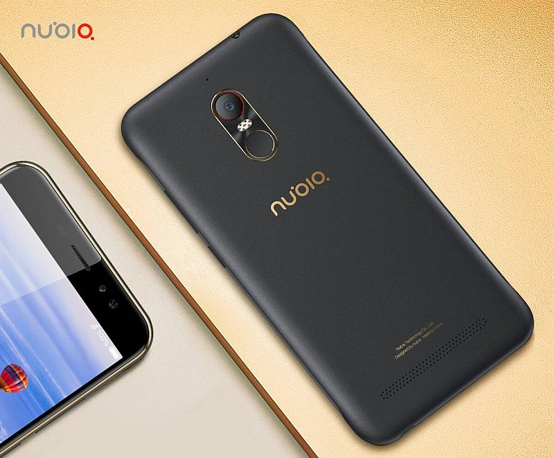 Nubia N1 Lite smartphone launched, priced at Rs 6999