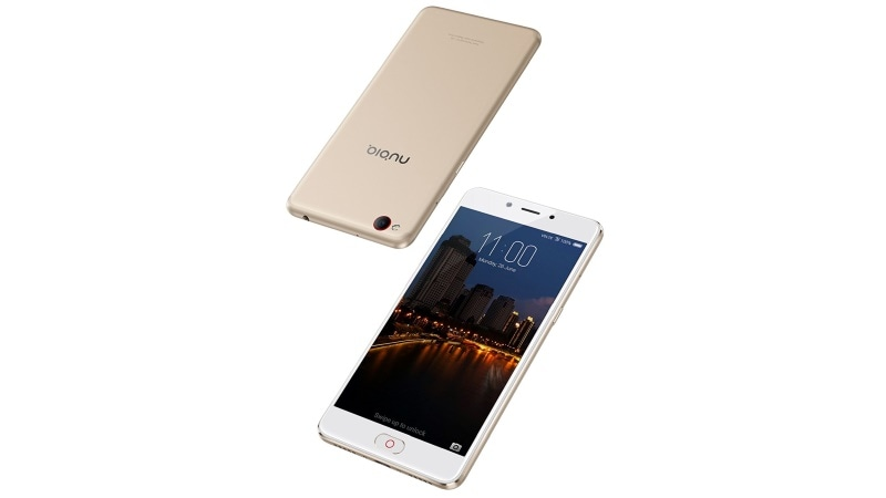 Nubia N2 With 5000mAh Battery Listed on Amazon India Ahead of Wednesday Launch