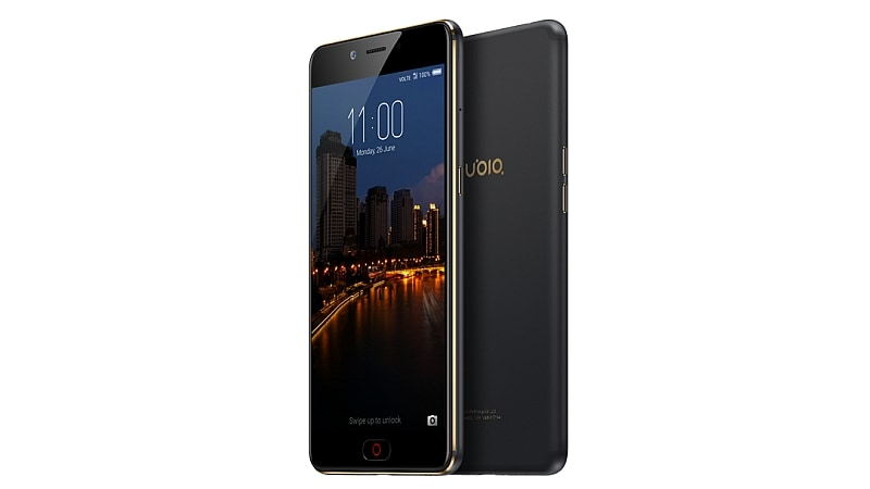 Nubia N2 To Launch Today; Listed On Amazon India