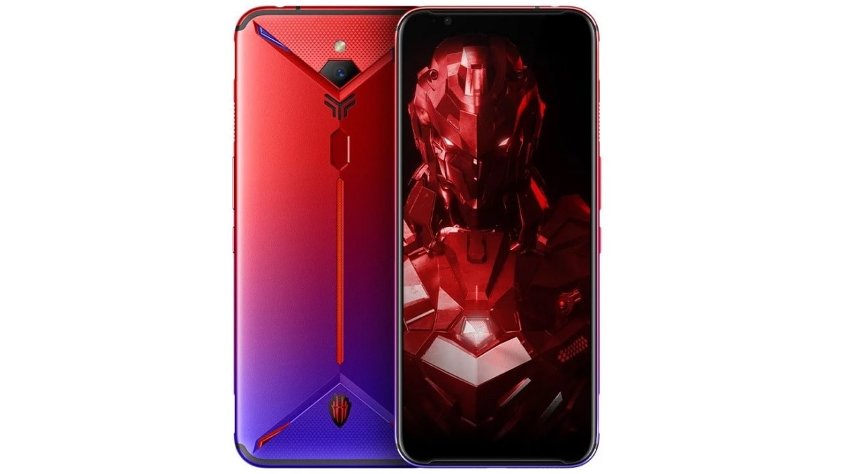 Nubia Red Magic 3S Price in India Revealed Through a Flipkart Listing Ahead of Tomorrow's Launch
