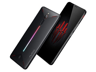 Nubia Red Magic Gaming Smartphone With RGB Light Panel, Air-Cooling Tech Launched: Price, Specifications