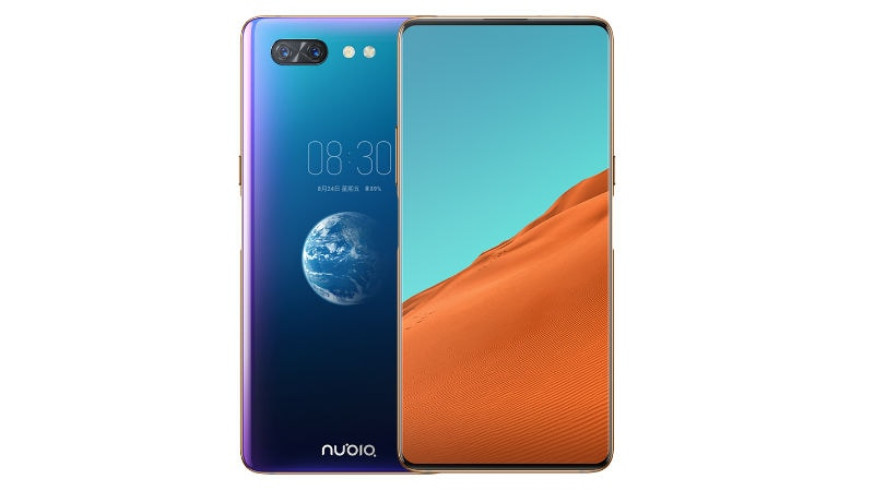 The dual-screen Nubia X is official in China