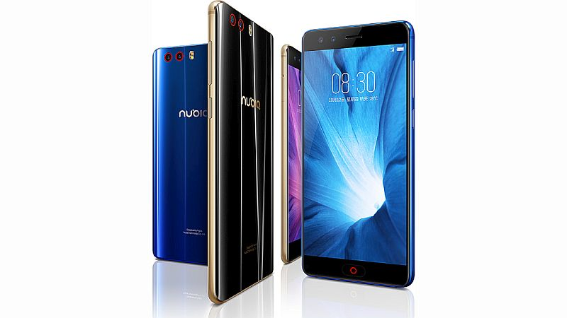 Nubia Z17S Launched In China With Bezel-Less Display And Four Cameras