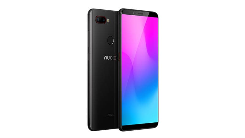 Nubia Z18 Mini with 5.7-Inch 18:9 Display, 6GB RAM, Android 8.1 Launched: Price, Specifications