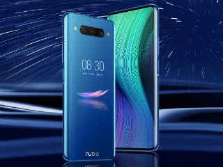 Nubia Z20 With Dual Displays, Triple Rear Cameras Launched: Price, Specifications