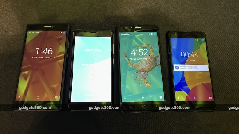 Nuu Mobile Enters India With X5, M3, Q626 and Q500 4G VoLTE