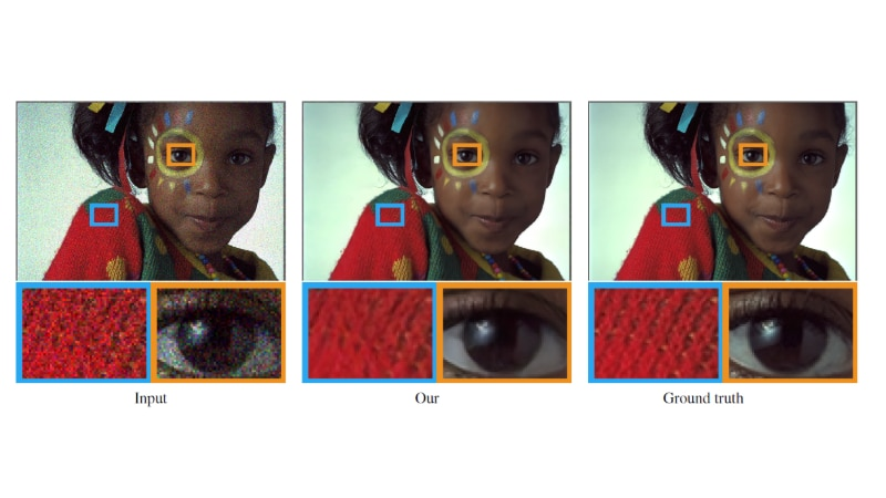 Nvidia's AI Can Fix Bad Images, Remove Watermarks From Photos
