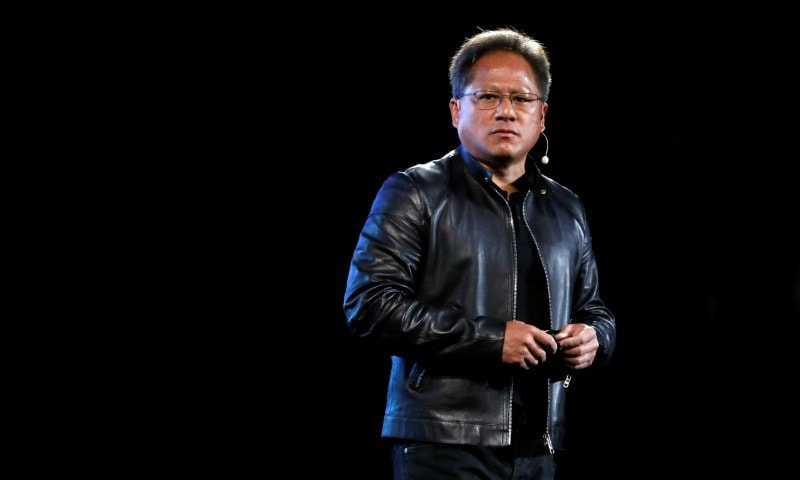 Nvidia CEO Sees Fully Autonomous Cars Within 4 Years
