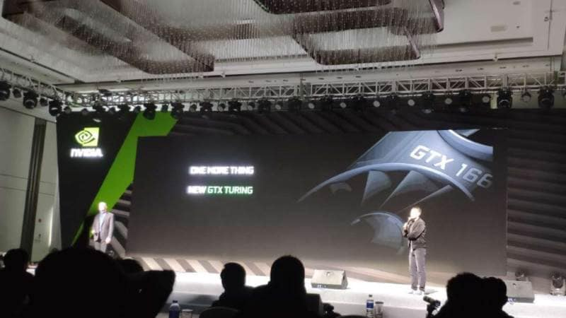 Nvidia GeForce GTX 1660 Ti, Turing GPU Without Ray Tracing