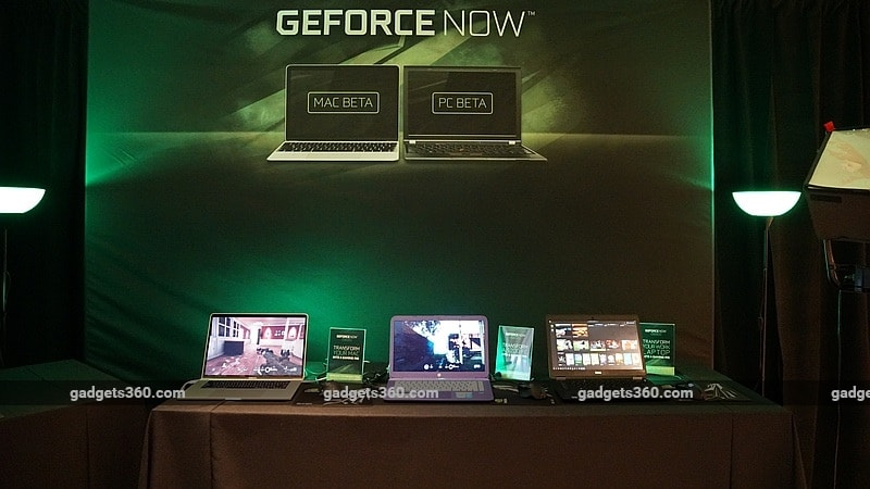 nvidia geforce now gadgets 360 nvidia
