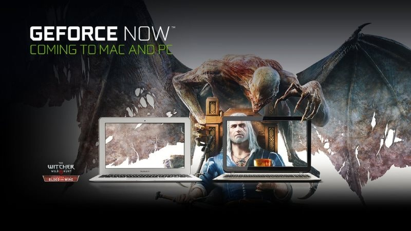 Nvidia GeForce Now Cloud Gaming Arrives on PC and Mac in March