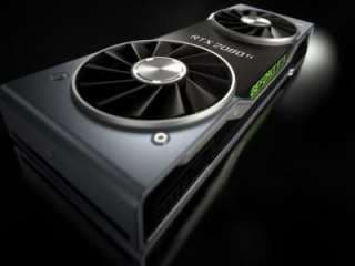 Nvidia GeForce RTX 2080 Ti Ethereum Mining Performance Twice of GTX 1080 Ti: Report
