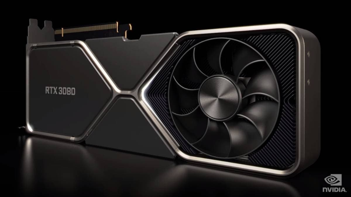 Nvidia Taps Samsung, Micron for GeForce RTX 30 Series of GPUs