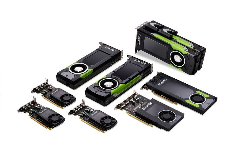 Nvidia Announces Pascal-based Quadro GPUs for Deep Learning and VR Content Creation