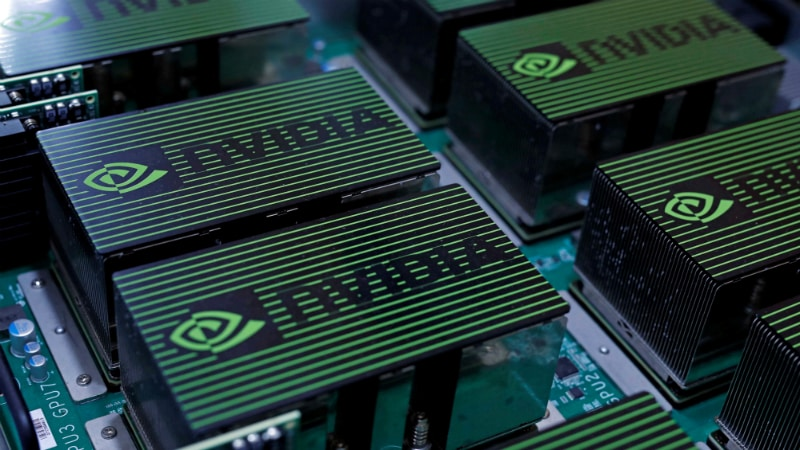 Nvidia to Provide AI Platform for Chinese EV Startups