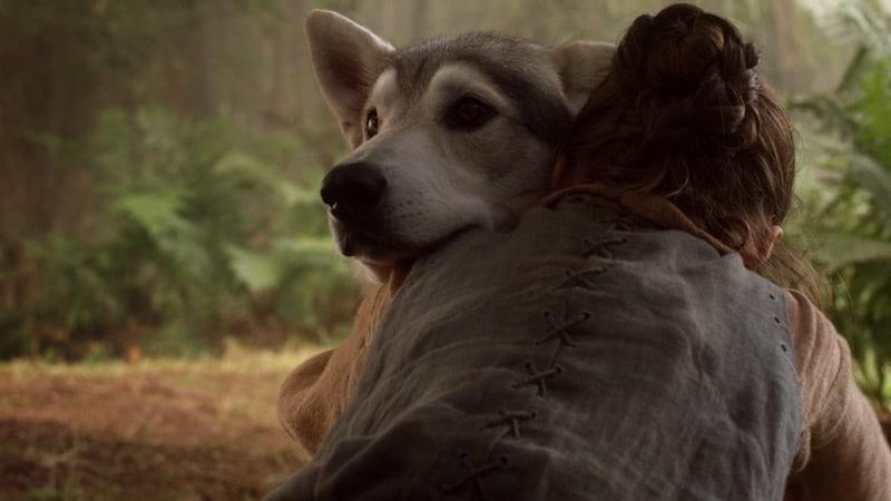 nymeria shoo game of thrones