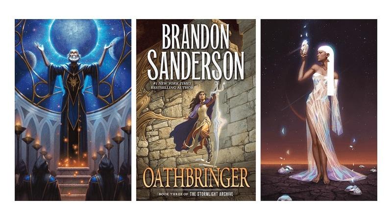 Best Science Fiction Books Releasing in November 2017
