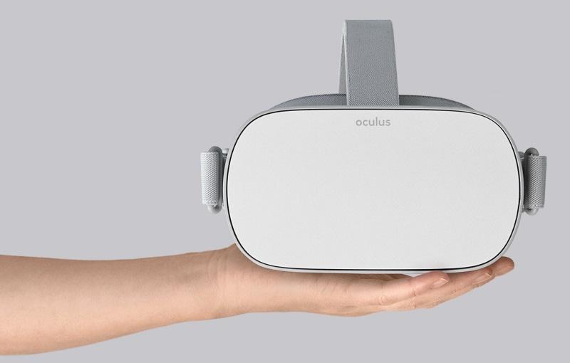 Facebook Unveils Oculus Go Portable VR Headset