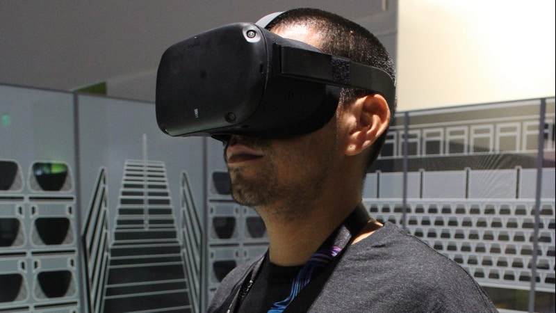 Oculus Quest Is Facebook's New $399 Standalone VR Headset