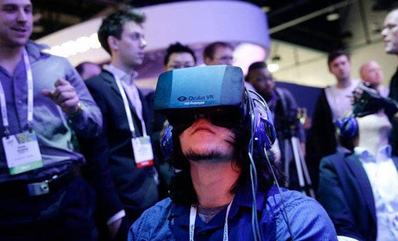Facebook Virtual Reality Unit Oculus Faces Lawsuit Over Imaging Patent