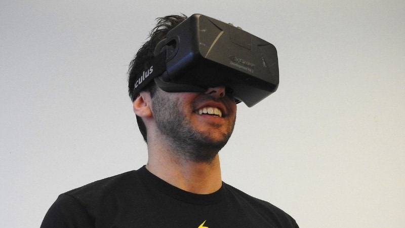 Oculus Rift S VR Headset to Come With Inside-Out Tracking: Report