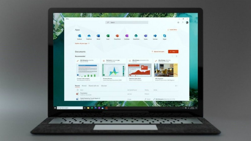 Microsoft Launches New Office App for Windows 10 Users, Says
