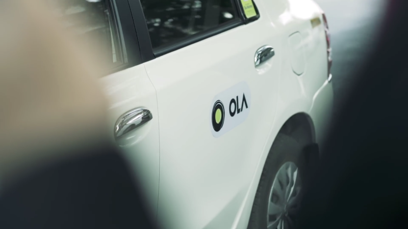 Ola Partners Google to Bring 'Outstation' Cabs to Maps