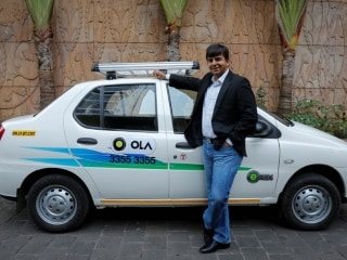 Ola Said to Raise $2 Billion in New Funding From SoftBank, Tencent