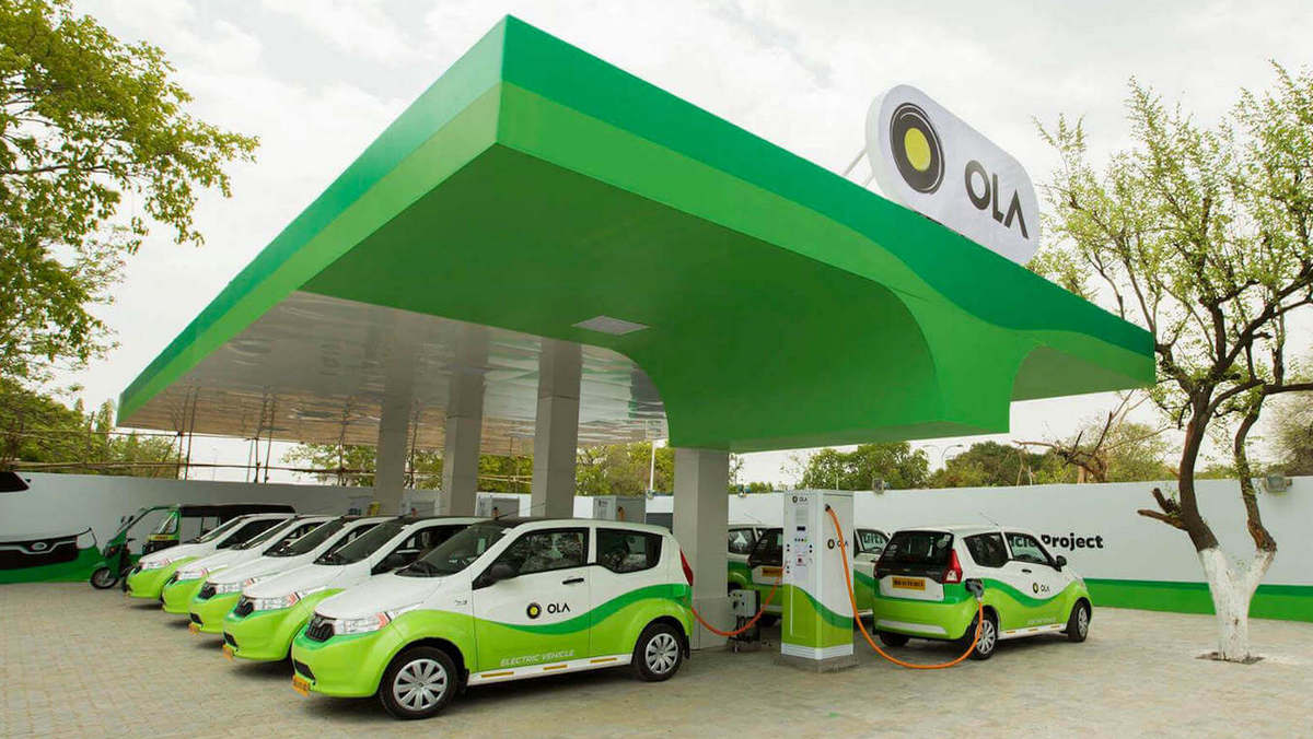 Ratan Tata Invests in Ola Electric as a Part of Series A Round