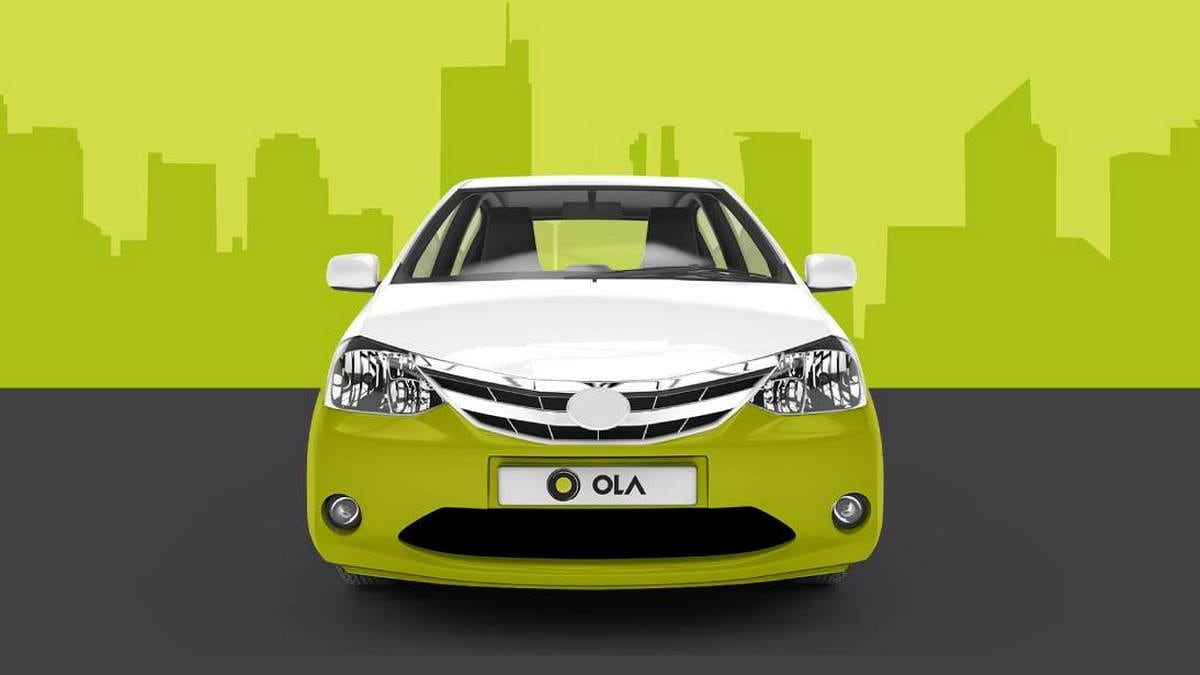 Ola Drive Launched in India, a Self-Drive Car-Sharing Service