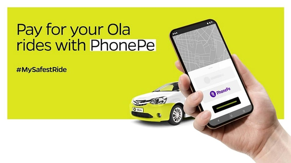 Ola Partners With PhonePe to Promote Digital Payments Amid Coronavirus Pandemic