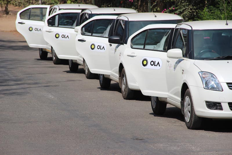 Ola, India's Largest Ride-Hailing Service, Eyes International Markets