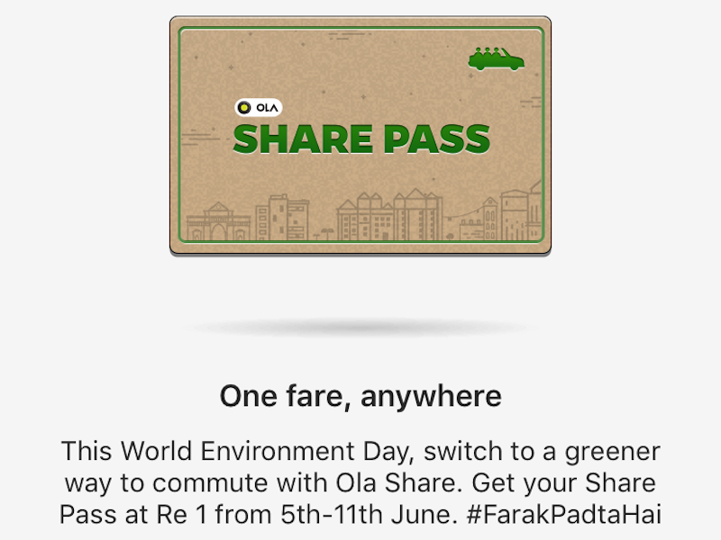 Ola Share registers 500% growth in one year